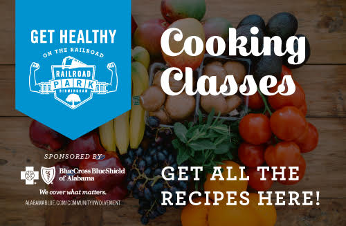 Cooking Classes at Railroad Park!