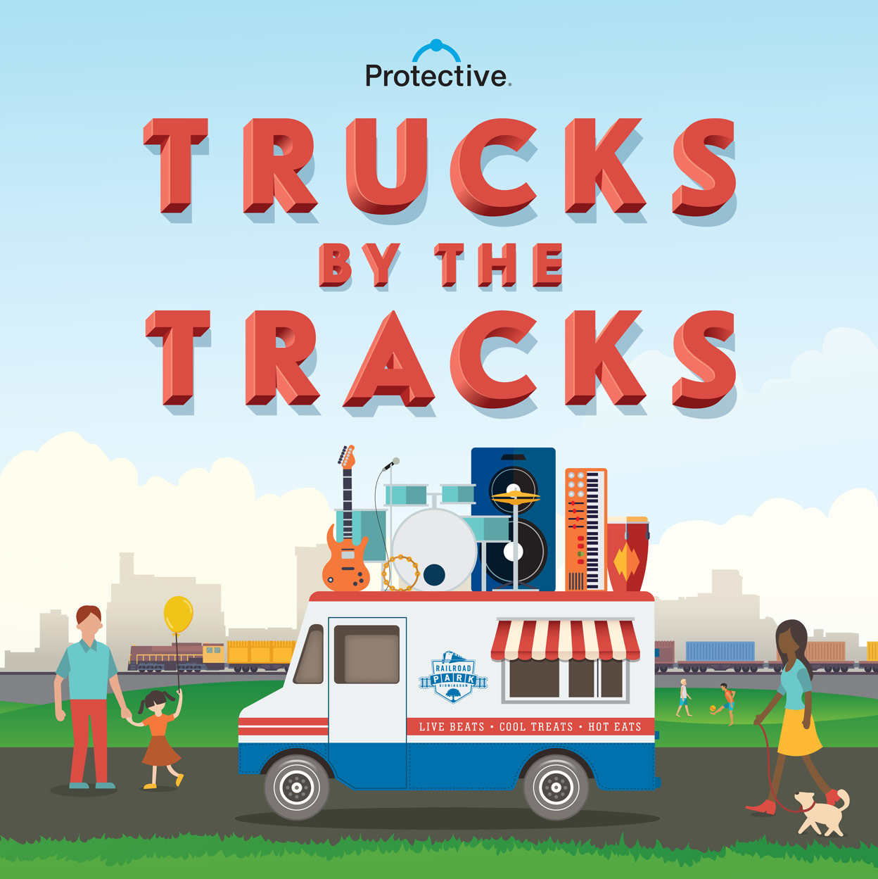 Trucks by the Tracks 2016
